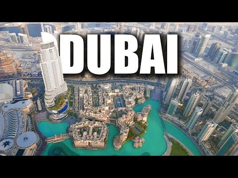 Dubai Impressions 🐪 Travel Dubai Video in 4K ULTRA HD - Duba
