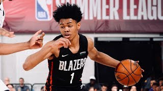 Anfernee Simons Could Have Breakout Second Season   Best Highlights From Summer League
