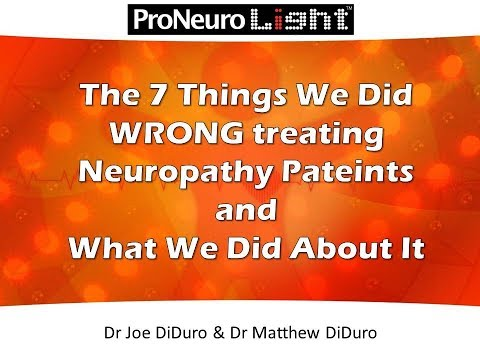 No Fee Neuropathy Care