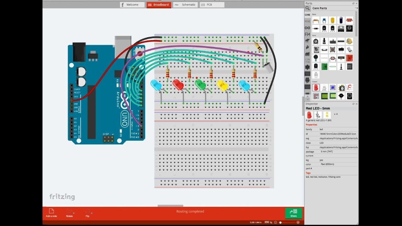 Fritzing| Download and install fritzing on windows 64bit (Circuit ...