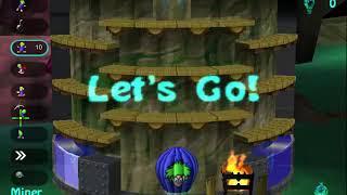 Lemmings Revolution Gameplay