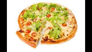 Пиццу выпекают в очень горячей духовке 5 минут / от шеф-повара / Илья Лазерсон / Мировой повар