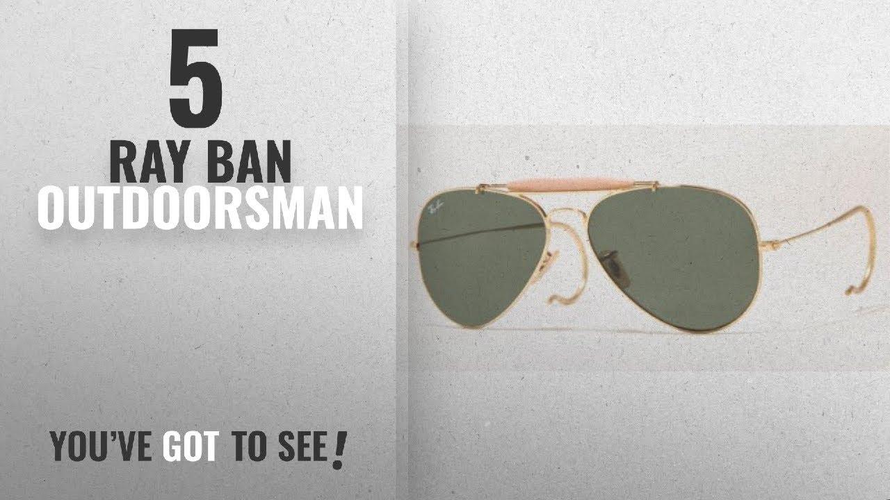 f463d502f04 Top 10 Ray Ban Outdoorsman   Winter 2018    Ray Ban Sunglasses ...