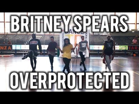 Britney Spears Overprotected Original Choreography by @brianfriedman