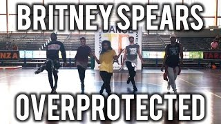 """After 15 years i decided to teach my original music video choreography britney spears """"overprotected"""" dark child remix. at the request of taja riley, sisc..."""