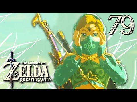 ZELDA BREATH OF THE WILD #79 : JE ME DÉGUISE EN FILLE !