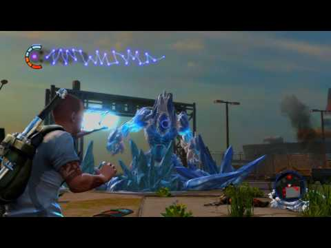 inFamous 2 100% Good Karma Walkthrough Part 4, 720p HD (NO COMMENTARY)