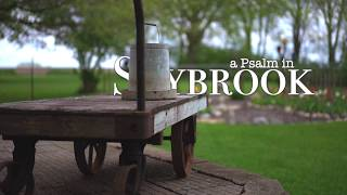 'a Psalm in Saybrook' - Ch 56