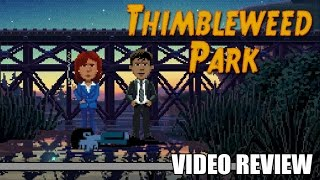 Review: Thimbleweed Park (Steam & Xbox One) – Defunct Games