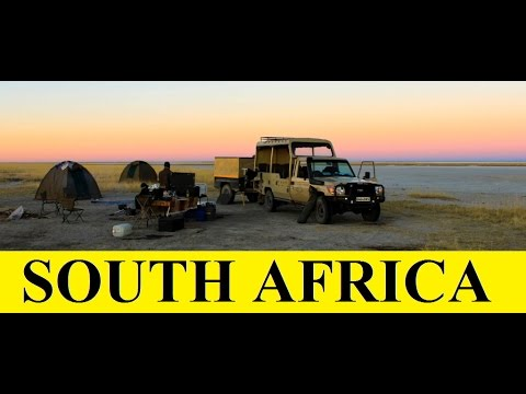 Part 3 Afrika  (South.Africa-Namibia), Güney Afrika,Namibya