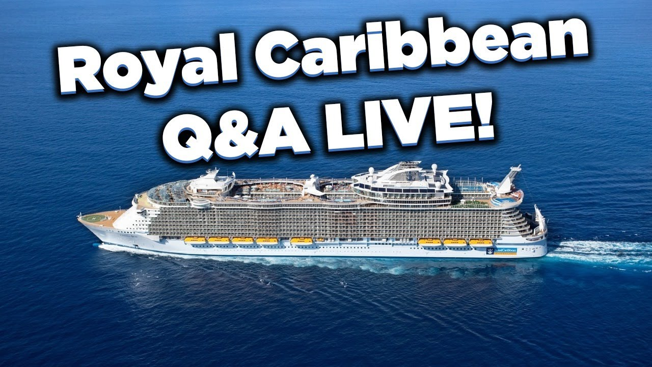 Download Royal Caribbean cruise Q&A Live!