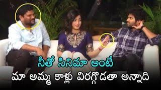 నీతో సినిమా అంటే మా అమ్మ కాళ్లు విరగ్గొడతా అన్నాది | Reshmika Punches ON Vijay | Daily Culture