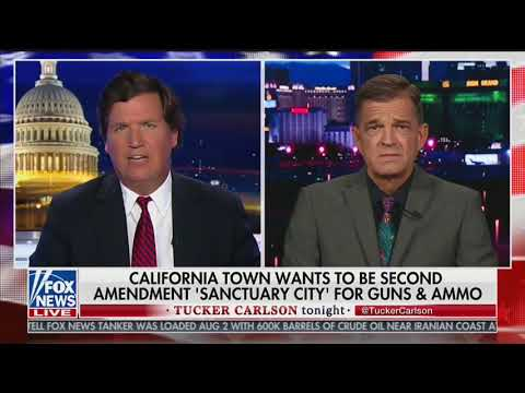 'We Are Ready' — Second Amendment Sanctuary City Mayor Speaks Out On How They Plan To Fight California's Gun Laws
