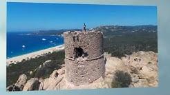 Vacances à bord du voilier Luckystar - Location voilier Corse - Vidéo drone