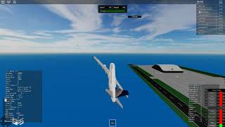 WE play Roblox FLY AIRPLANES XD