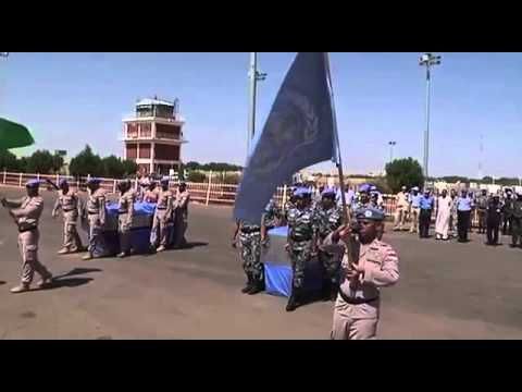 Peacekeepers Killed in Darfur