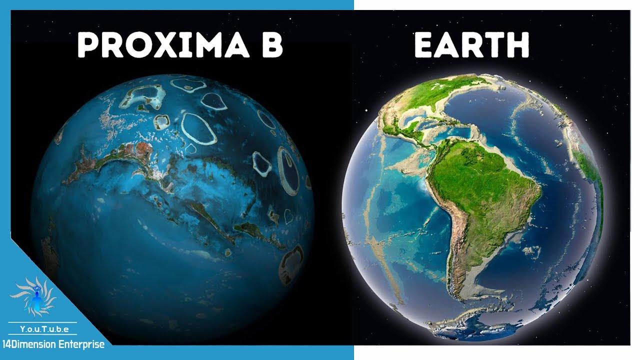 【속보】 NASA가 외계인 탐사를 마침내 본격 시동! 「프록시마b에 외계인의 태양광 패널이 있다」 하버드대 교수도 주장!