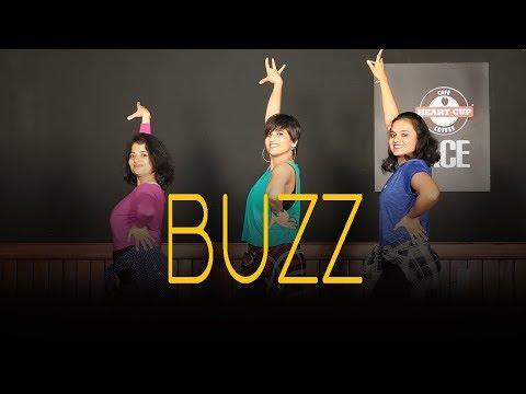 Buzz | Dance Fitness Choreography by Vijaya Tupurani | Aastha Gill Ft. Badshah