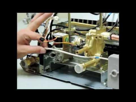 Marey tankless water heater 16L broken gas    valve