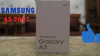 unbox samsung a3 2017 indonesia