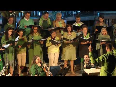 """""""Garten meines Lebens"""" / Sure on this shining night von Morton Lauridson Clip Klangreich Ulm"""