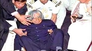 abdul kalam live fell down and died during speech in iim shillong on july 27 2015