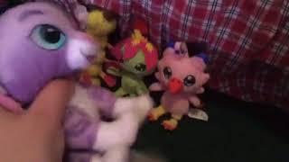 Cosmo and owlly - super mucinex Alli