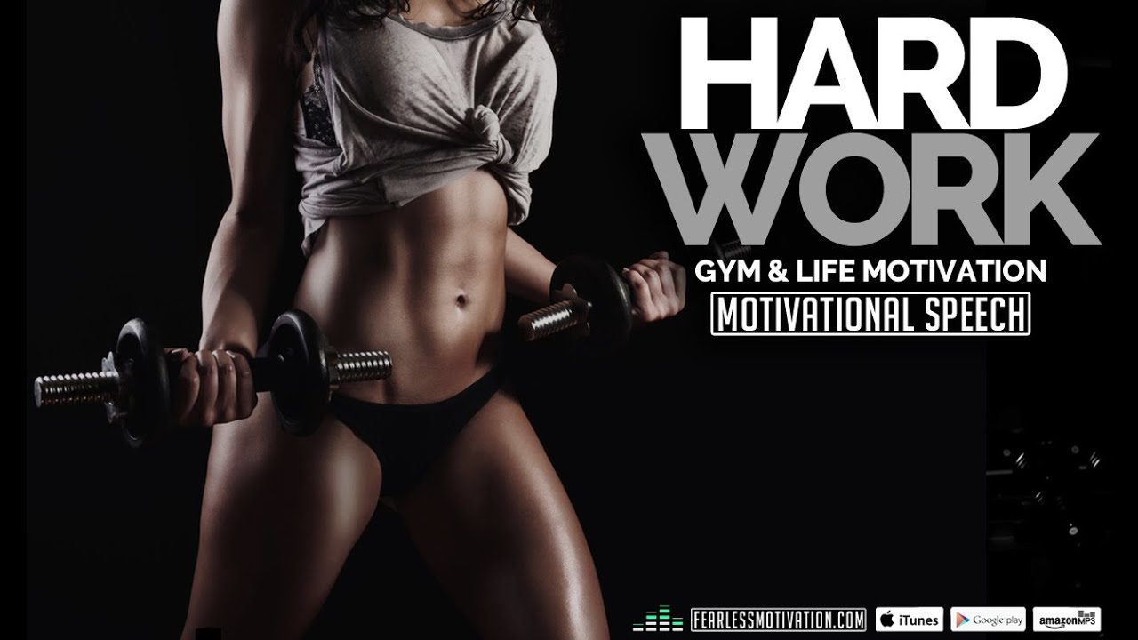 Hard Work - Epic Motivational Speech