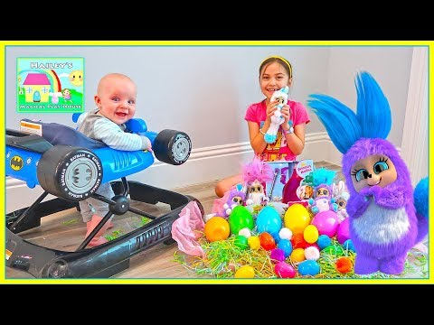Fur Babies World Surprise Box Toys Colorful Egg Surprises with Princess Baby & Magic Wand Toy Review