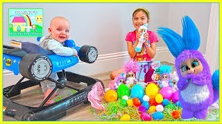 Fur Babies World Surprise Eggs Toys with Cute Princess Baby Toy Review
