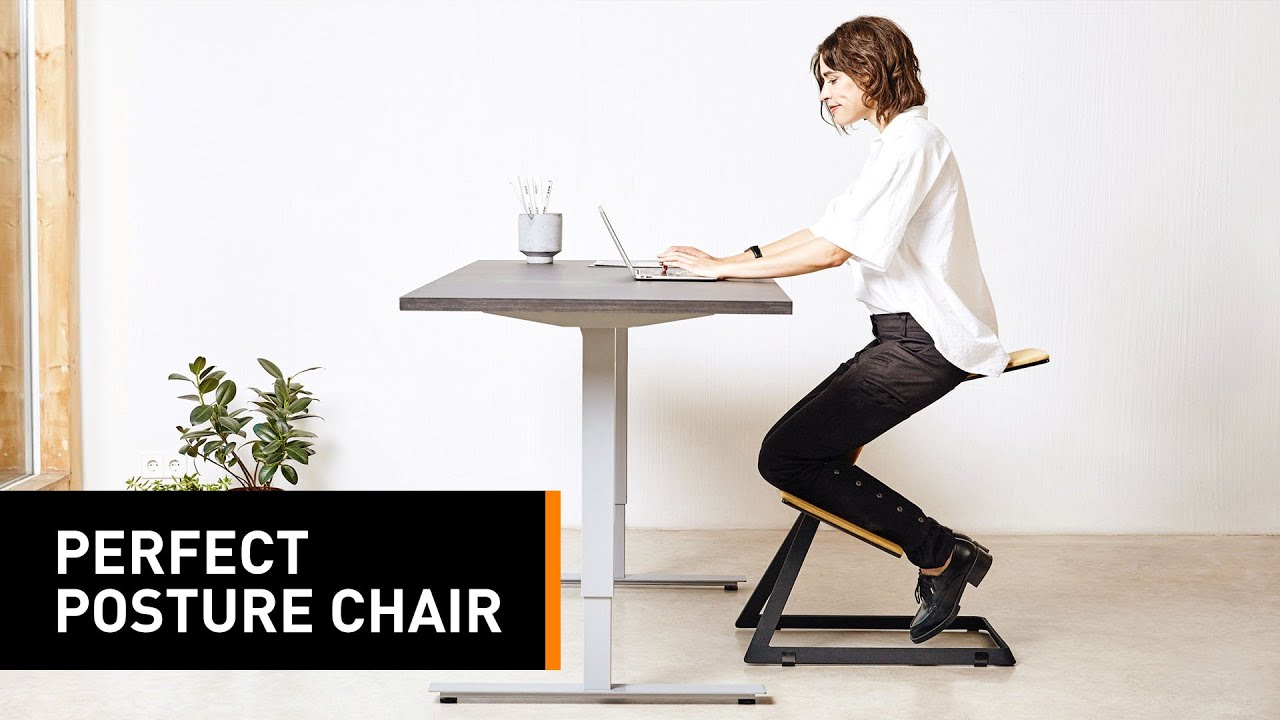Balance Posture Chair Steel Ki Suffer From Bad The Wchair Is You Need In Your Life