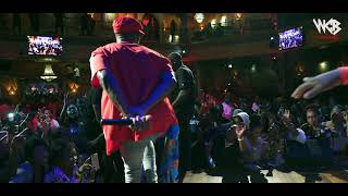 Diamond Platnumz - Perfoming Live at CHICAGO