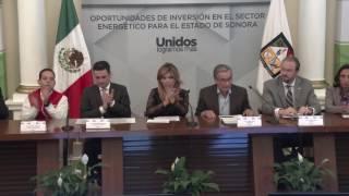 Se reúne Gobernadora con empresarios y Comisión Reguladora de Energía
