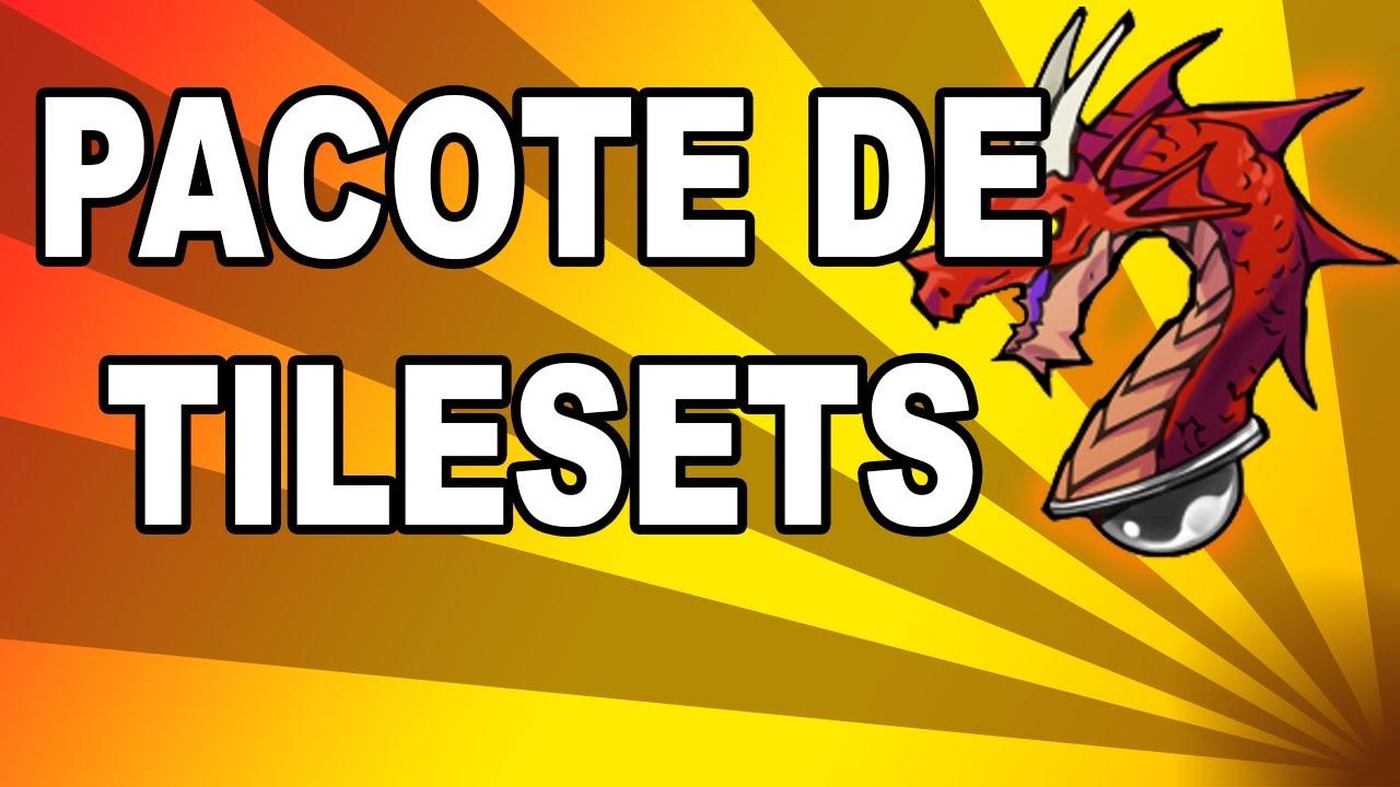 Pacote de Tilesets - RPG Maker VX Ace