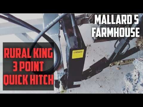 Rural King Air Compressor >> 17 Rural King 90 Quick Hitch