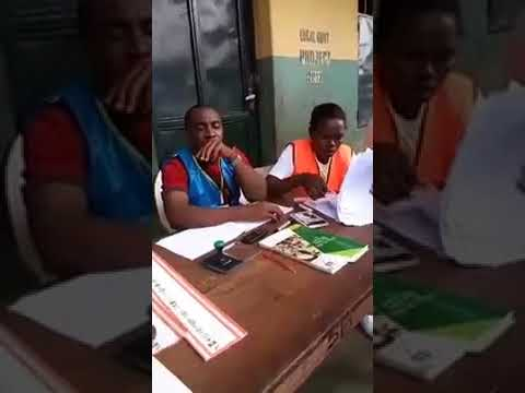 Anambra PPL Decides 2017  An election observer speaks with SaharaReporters mp4