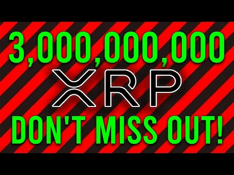 This Is Going To Be FREE MONEY For All XRP Holders, EXCEPT If You're A Coinbase Holder...