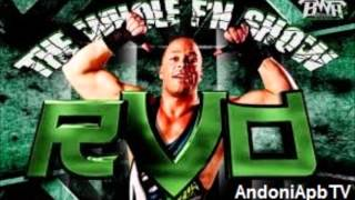 "WWE: Rob Van Dam (RVD) Theme 2014 ""One Of A Kind"" [CD Quality + Download Link]"