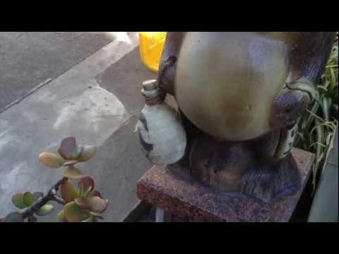 Japan Tanuki Raccoon Dog Statue