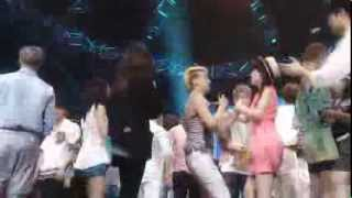 "130811 SUSTAL ""The way she tease her oppa"""