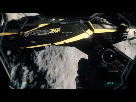 Easter egg in Star Citizen (Big Business grab creds 54 K)