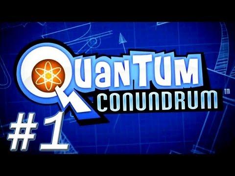 Quantum Conundrum Walkthrough - PT. 1