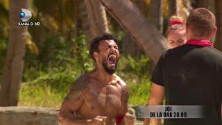 Survivor (11.02.2021) - Show total in jocul pentru recompensa! Jador isi iese din minti...