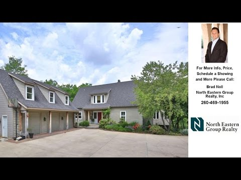 8722 E 700 South, Upland, IN REAL ESTATE VIDEO
