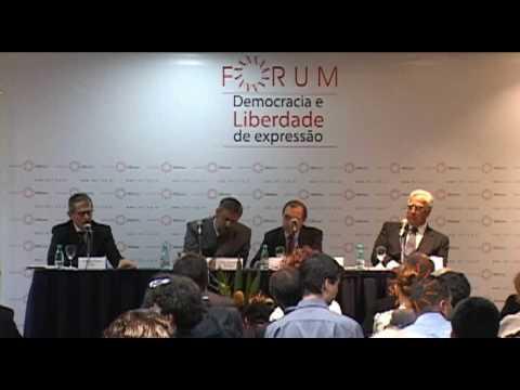 Forum Democracia e Liberdade de Expressão com : OTÁVIO FRIAS FILHO 1