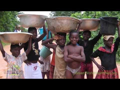Green Hospitals Intiative: Dixcove Hospital, Ghana, Africa