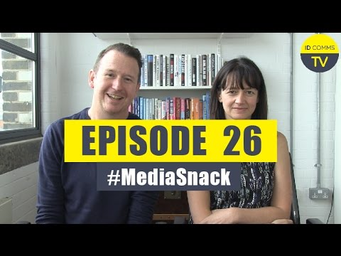 #MediaSnack Ep. 26 - She OWNS a cool media agency