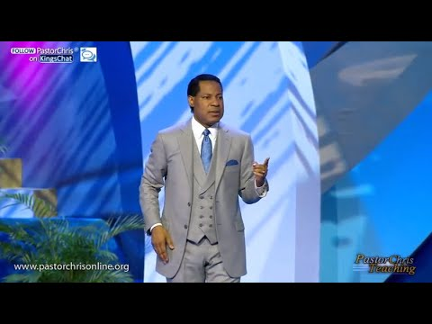 Pastor Chris:: Activating The Power of God!