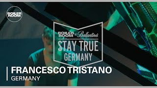 Francesco Tristano Boiler Room & Ballantine's Stay True Germany Live Set