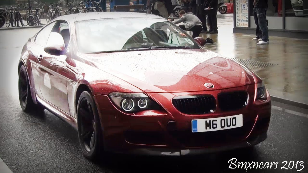 bmw m6 straight pipes wonderful v10 sound youtube. Black Bedroom Furniture Sets. Home Design Ideas